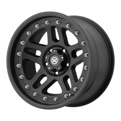 ATX Series AX195 CORNICE Black wheel (18X9, 8x170, 125.50, -12 offset)