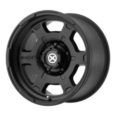 ATX Series AX198 CHAMBER II Satin Black wheel | 16X8, 6x139.7, 108.00, 0 offset