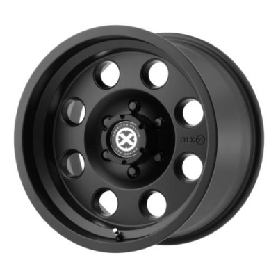 ATX Series AX199 MOJAVE II Satin Black wheel (15X10, 5x114.3, 83.06, -43 offset)