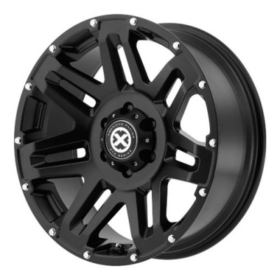 ATX Series AX200 YUKON Matte Black wheel (18X8.5, 6x120, 66.90, 15 offset)