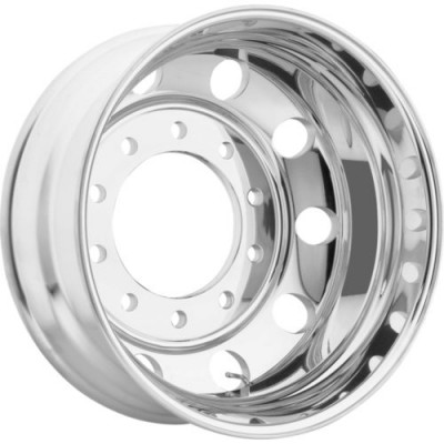 ATX Series BAJA LITE Polished wheel (22.50X8.25, 10x285.75, 221, 147 offset)