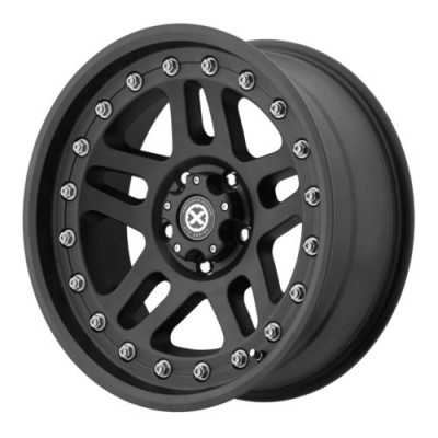ATX Series CORNICE Matte Black wheel (16X9, 8x165.1, 125.5, -12 offset)
