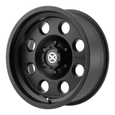 ATX Series MOJAVE II Satin Black wheel (17X8, 8x170, 130.81, 0 offset)