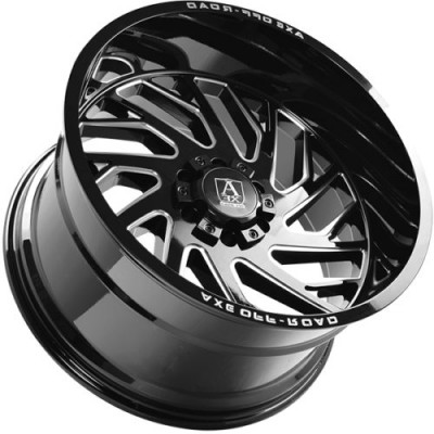 Axe Wheels ZEUS Gloss Black wheel (20X10.0, 6x135/139.7, 87.1, -19 offset)