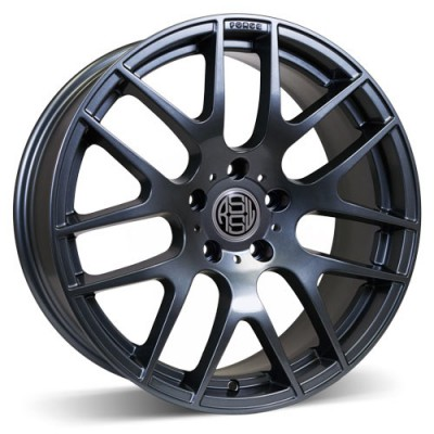 RSSW Diamond Anthracite / Anthracite, 17X8, 5x120 ,(déport/offset 35 ) 72.6