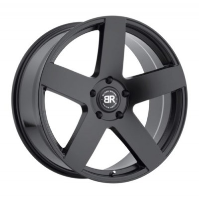 Black Rhino EVEREST Matte Black wheel (20X9, 5x150, 110, 25 offset)