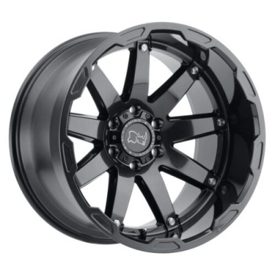 Black Rhino OCEANO Gloss Black wheel (18X9.5, 6x139.70, 112.1, -18 offset)