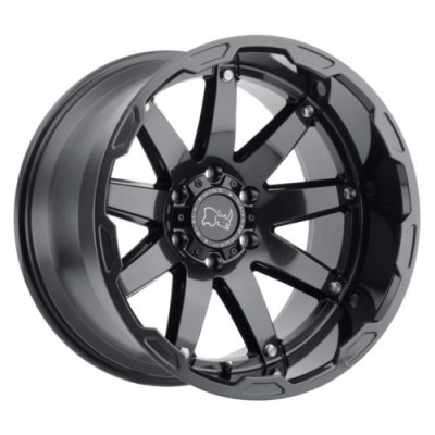 Black Rhino OCEANO Gloss Black wheel (17X9.5, 6x139.7, 112.1, -18 offset)