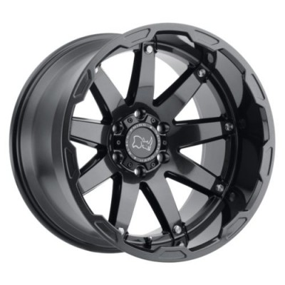 Black Rhino OCEANO Gloss Black wheel (17X9.5, 5x139.7, 78.1, 0 offset)