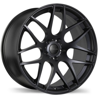 Braelin BR06 Satin Black wheel (19X8.5, 5x130, 71.6, 45 offset)