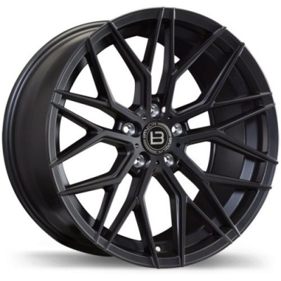 Braelin BR10 Graphite wheel (19X10.5, 5x120.65, 70.7, 35 offset)