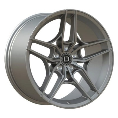 Braelin BR12 Anthracite wheel (19X10.5, 5x120.65, 70.7, 30 offset)