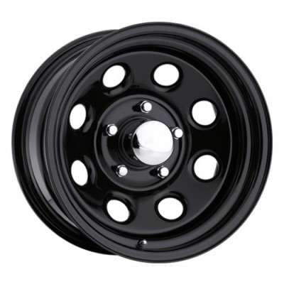Ceco Crawler Black wheel (15X10, 5x114.3, 83.8, -38 offset)