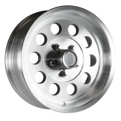 Ceco Modular Machine wheel (16X7, 6x139.7, 108, 0 offset)
