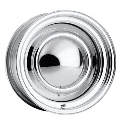 Ceco Smoothie Chrome wheel (15X7, 5x114.3/120.7, 81, 0 offset)