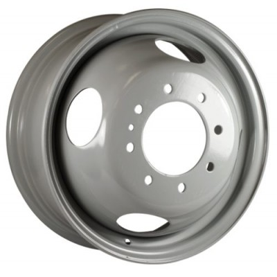 Ceco Steel Wheel Grey wheel (17X7.5, 8x180, 124.1, 44 offset)