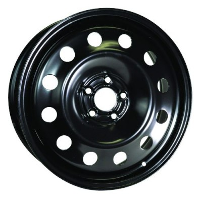 Ceco Steel Wheel Black wheel (18X7.5, 5x112, 66.6, 45 offset)