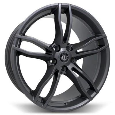Curva C17 Grey wheel (20X8.5, 5x114.3, 73.1, 35 offset)