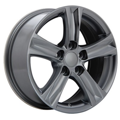 Art Replica Wheels Replica 28 Gun Metal wheel (16X7, 5x114.3, 60.1, 40 offset)
