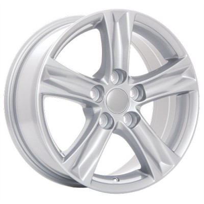 Art Replica Wheels Replica 28 Silver wheel (18X8, 5x114.3, 60.1, 35 offset)