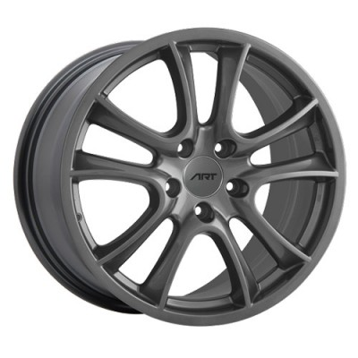 Dai Alloys Replica 46 Gun Metal wheel (18X8, 5x130, 71.5, 45 offset)