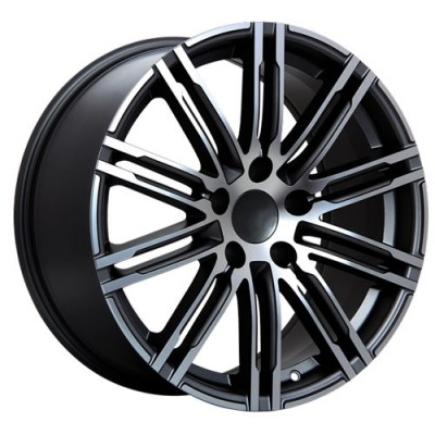 Art Replica Wheels R69 Gloss Black Machine wheel (20X9.5, 5x130, 71.5, 45 offset)
