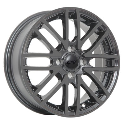 Dai Alloys Yumi Graphite/Graphite, 15X6.0, 4x98 ,(déport/offset 35) 58.1