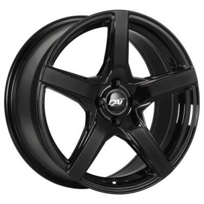 Dai Alloys Cor Gloss Black wheel (15X6.5, 4x100, 73.1, 40 offset)