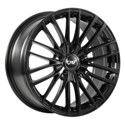 DAI Alloys Cosmos Gloss Black wheel (14X6.0, 4x100, 73.1, 38 offset)