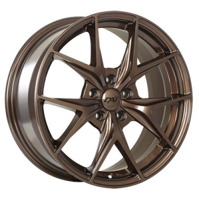 Dai Alloys Elegante Bronze wheel (17X7.5, 5x114.3, 73.1, 40 offset)