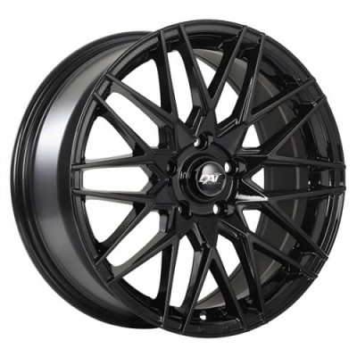 Dai Alloys Nerve Gloss Black wheel (14X6.0, 4x100, 73.1, 38 offset)