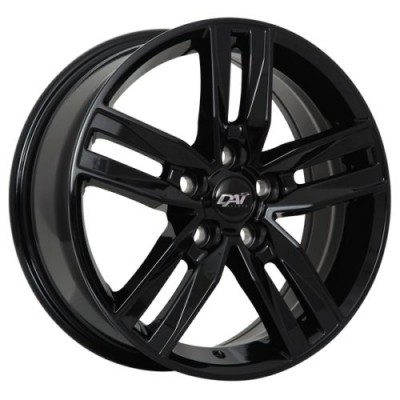 Dai Alloys Prime Gloss Black wheel (17X7.0, 5x115, 70.3, 40 offset)