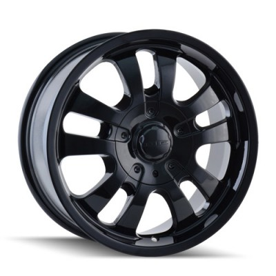 Dip D10  Black wheel (17X7.5, 6x132/139.7, 108, 30 offset)