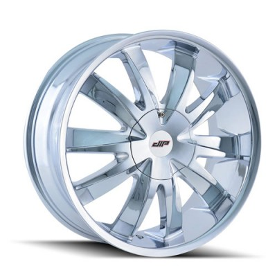 Dip EDGE Chrome wheel (22X8.5, 5x112/120, 72.56, 35 offset)