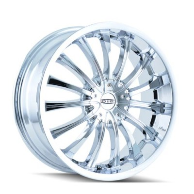 Dip D50 Hype Chrome wheel (18X7.5, 5x100/114.3, 72.62, 40 offset)