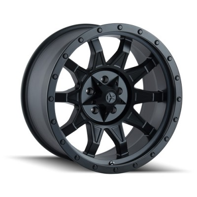 Dirty Life ROADKILL Matte Black wheel (14X7, 4x110, 79.4, 13 offset)