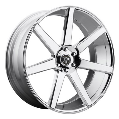 DUB Future S126 Chrome wheel (20X9.5, 5x150, 110.3, 35 offset)