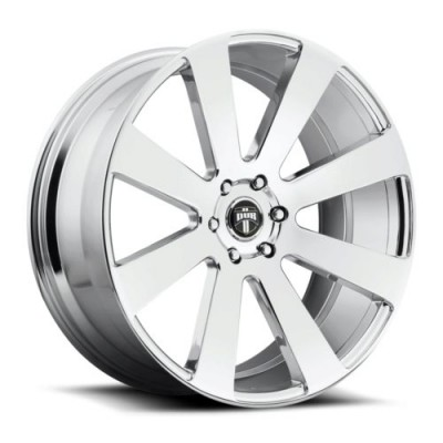 DUB S131 Chrome wheel (22X9.5, 6x139.7, 78.1, 20 offset)