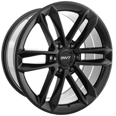 Envy Wheels Apollo Q Satin Black wheel (20X8.5, 6x135, 87.1, 25 offset)
