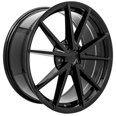 Envy Wheels EV-10 Gloss Black wheel (16X7.0, 5x112, 66.6, 40 offset)