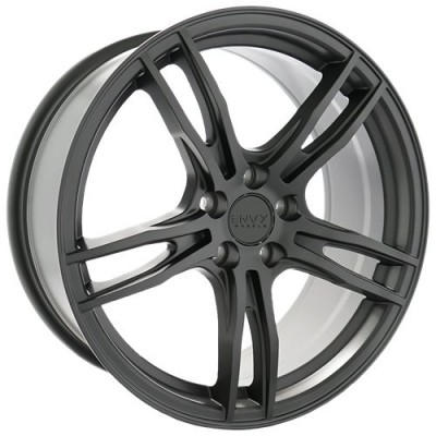 Envy Wheels EV-5 Titanium wheel (15X6.5, 5x114.3, 67.1, 38 offset)