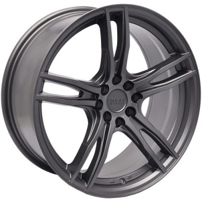 Envy Wheels EV-5 Titanium wheel (15X6.5, 4x100, 72, 38 offset)