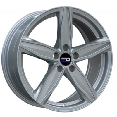 Euro Design Berlin Silver wheel (16X7.0, 5x100, 54.1, 40 offset)
