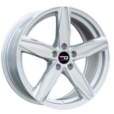 Euro Design Berlin Hyper Silver wheel (16X7.0, 5x100, 72.6, 40 offset)