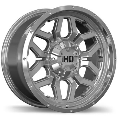 Fastwheels Rigg Chrome wheel (17X8, 5x135, 87.1, 20 offset)