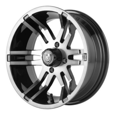 Fairway Alloys FA140 FLEX Grey wheel (14X6.5, 4x101.6, 70.70, -20 offset)