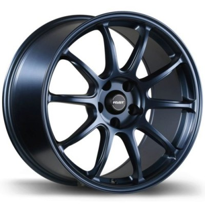 Fast Wheels Dime Blue wheel | 18X8, 5x114.3, 72.6, 35 offset