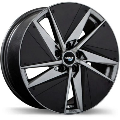 Fast Wheels EV01(+) Titanium wheel (16X6.5, 5x114.3, 67.1, 49 offset)