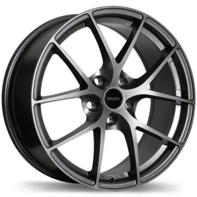 Fast Wheels Innovation Titanium wheel (18X8, 5x112, 66.5, 42 offset)