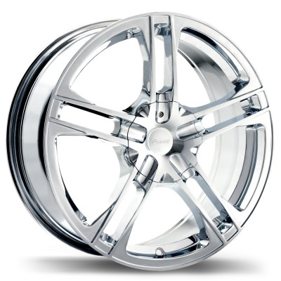 Fast Wheels Reverb Chrome wheel (17X7, 4x98, 73, 35 offset)